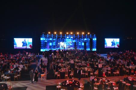 Global Teacher Prize Gala Dinner